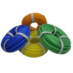 HDPE Safety Rope