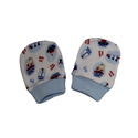 Baby Printed Mittens