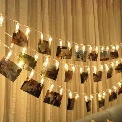Photo Clips String LED lights