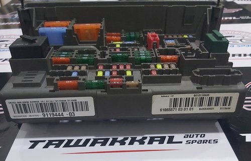 BMW E46 E82 E87 E88 E90 E91 E92 Front Fuse Box 9119444 911944403 at Rs  786/piece   Car Body Parts, कार के पुर्जे - Tawakkal Auto Spares, Mumbai    ID: 22236460055IndiaMART