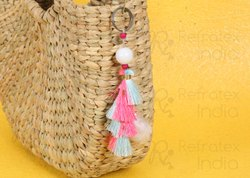 Gold Tassel/Key Tassel