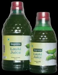 Lauki Juice, Packaging Size: 400 Ml And 800 Ml, Packaging Type: Bottles