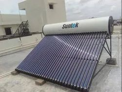500LPD ETC Based Solar Water Heater Compact Model