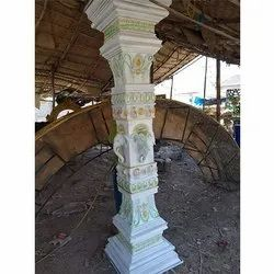 Sandstone Decorative Pillar