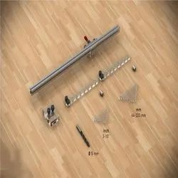 Sablon Cabinet Hardware Pull and Knob Installation Jig, For Industrial