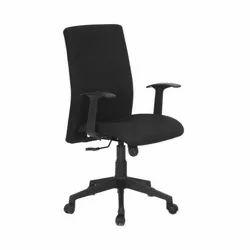 Nilkamal Black Optima Office Chair