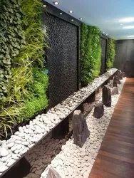 Pvc Waterproof Vertical Garden, For Outdoor