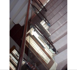 Balusters Railing System For Office