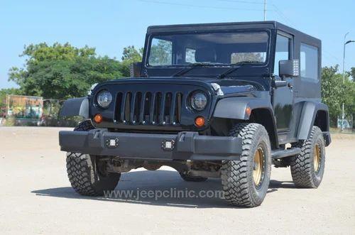 Mahindra Thar Jeep Wrangler Type Hardtop