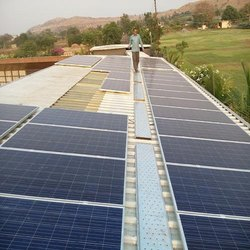 AGNI Mounting Structure SOLAR ROOFTOP FRP WALK WAY, For Residential, Capacity: 10 Kw