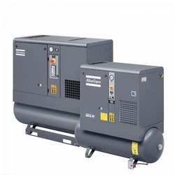 Automatic Atlas Copco High Pressure Air Compressor, Model Name/Number: GX2 FF