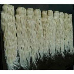 Blonde Hair Extension