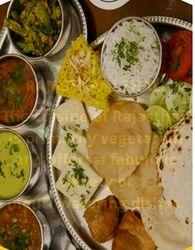 Rajasthani Food Thali
