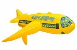 Inflatable Airplane Toy