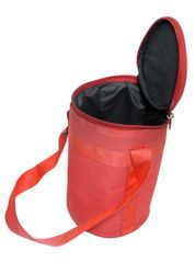 PVC Lunch Bags, Size/Dimension: 10 Inch