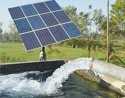 Shakti Solar 5hp Pump System