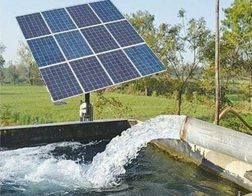 15 Hp Motor Three Phase Shakti Solar 5hp Pump System  Rs