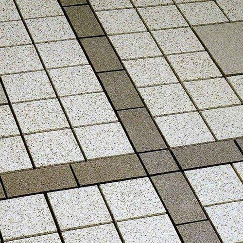 Rubber Moulded Parking Tiles Car Parking Tiles Manufacturer From Pune
