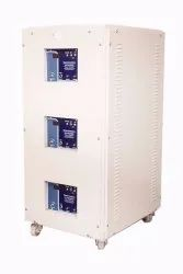 Industrial Air Cooled Servo Voltage Stabilizer