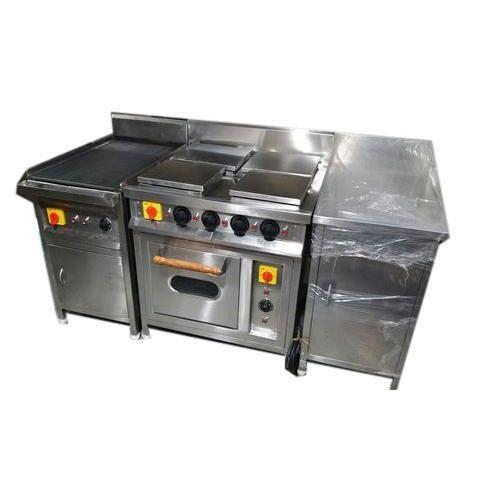 SS Kitchen Oven