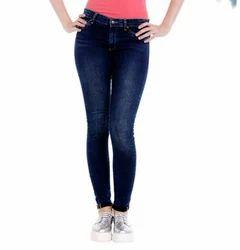 Low Rise Jegging Fit Denim Jeans