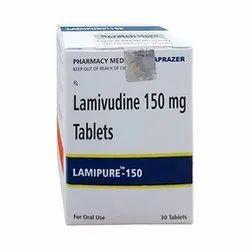 Lamipure 30 Tab ( Lamivudine 150mg )