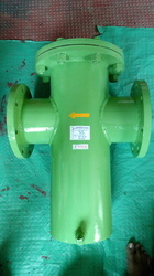 Basket Type Pipe Strainer