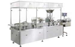 Automatic Ten Head Vial Liquid Filling Machine
