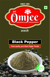 OmJee Black Pepper Powder