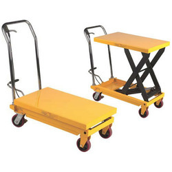 Hand Lift Table Capacity 150kg
