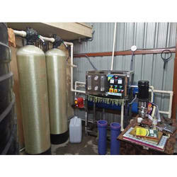 Ro FRP Reverse Osmosis Plant, For Commercial, RO Capacity: 250 LPH