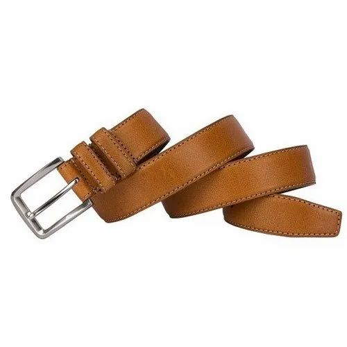 Mustard RLP-06 Mens Leather Belt