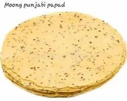 Moong Dal Punjabi Papad