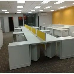 Surface Coated Modern Modular Furniture Services, for Office