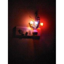 LED Mushroom Night Lamp