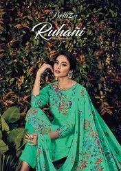 Ruhani Vol 2 By Belliza Pashmina Digital Printed Winter Wear Salwar Kameez