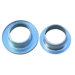 SS And GI Threaded End Cap, Size/Diameter: According Engineer Drawing