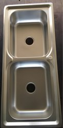 Doubal bowl sink