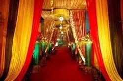 Party decoration services wedding hall decoration in jalandhar party decoration junglespirit Gallery