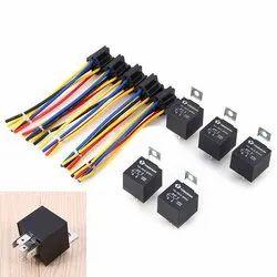 12-V 5 Pin DC Relay