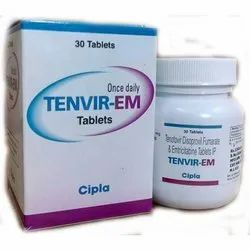 Tenofovir Disoproxil Fumarate And Emtricitabine Tablets