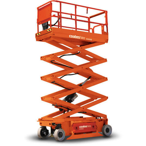 Electrical Scissor Lift Rental, Electrical Scissor Lift