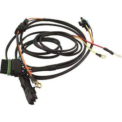 Motorcycle Wiring Harness on