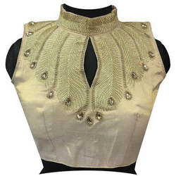 Embroidered Blouses In Surat कढ ई द र ब ल उज