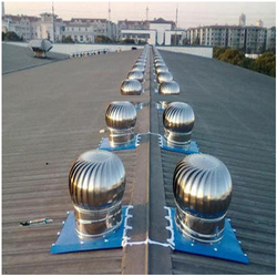 Natural Draft Power Driven Roof Ventilator