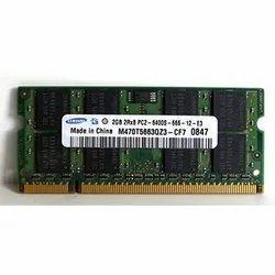 2 GB DDR2 2GB Samsung RAM, Compatible Device: Desktop