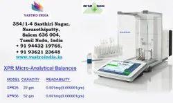 XPR Micro Analytical Mettler Toledo