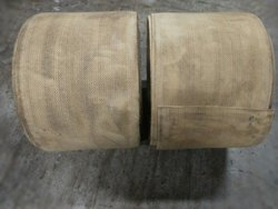 Non Asbestos woven Industrial Brake Roll Lining