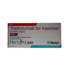 Hertraz 440mg Injection