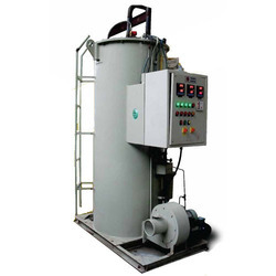 Gas Fired Three Pass Thermic Fluid Heater
